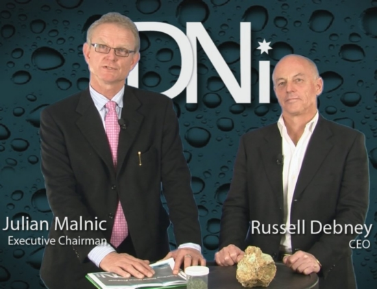 FINANCE VIDEO: Direct Nickel Exec. Chairman Julian Malnic and CEO Russell Debney Discuss The Innovative Direct Nickel Process