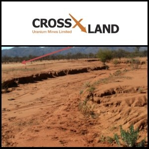 Asian Activities Report for July 13, 2011: Crossland Uranium Mines (ASX:CUX) Report Encouraging Results from Charley Creek Rare Earth Project