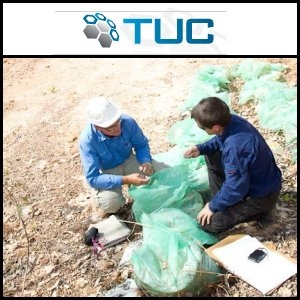 TUC Resources Limited (ASX:TUC) Receive Very Positive Mineralogy Results From Stromberg Heavy Rare Earths Prospect