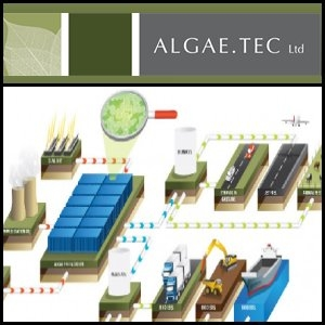 Asian Activities Report for October 18, 2011: Algae. Tec Limited (ASX:AEB) to Build Algae Demonstration Plant in Sydney for Alternative Fuel Solutions