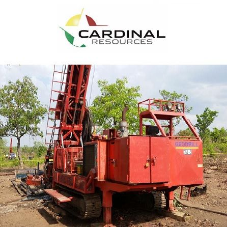 Namdini Drilling Intersects 184m at 2.0g/t Au