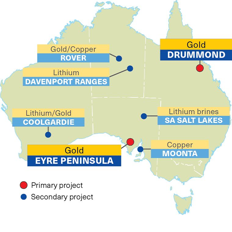 FINANCE VIDEO: Adelaide Resources (ASX:ADN) MD Chris Drown Speaks with ABN Newswire on the Barnes Gold Deposit