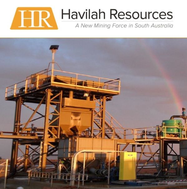 Havilah Resources Ltd (ASX:HAV) MOU for Kalkaroo Study Signed with