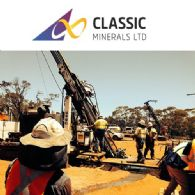 Classic Minerals Ltd (ASX:CLZ) RC Drilling Rig back at Kat Gap