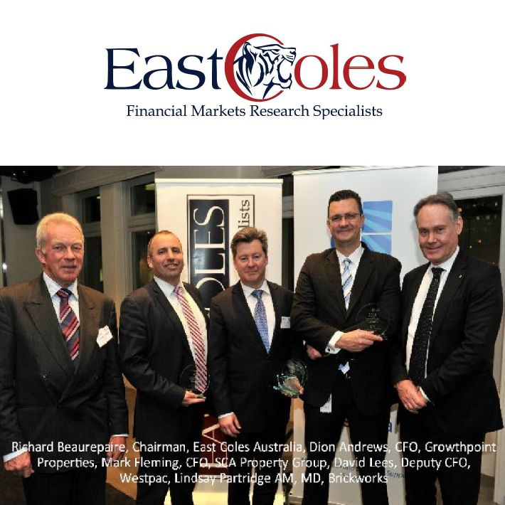 East Coles Corporate Performance Awards 2017