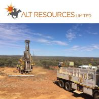 Alt Resources Ltd (ASX:ARS) Mt Ida and Bottle Creek Resource Upgrade
