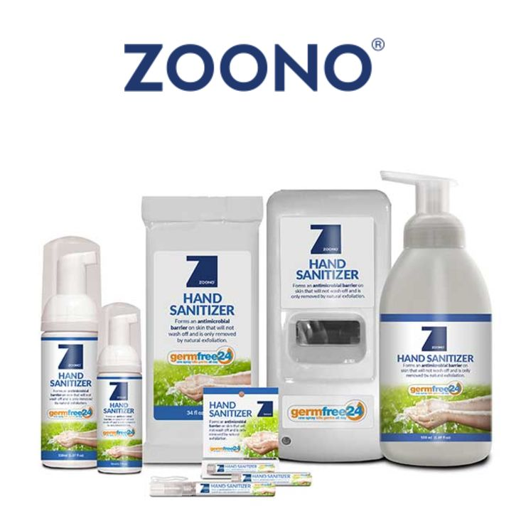 Woolworths to Stock Stayzon Hand Sanitiser