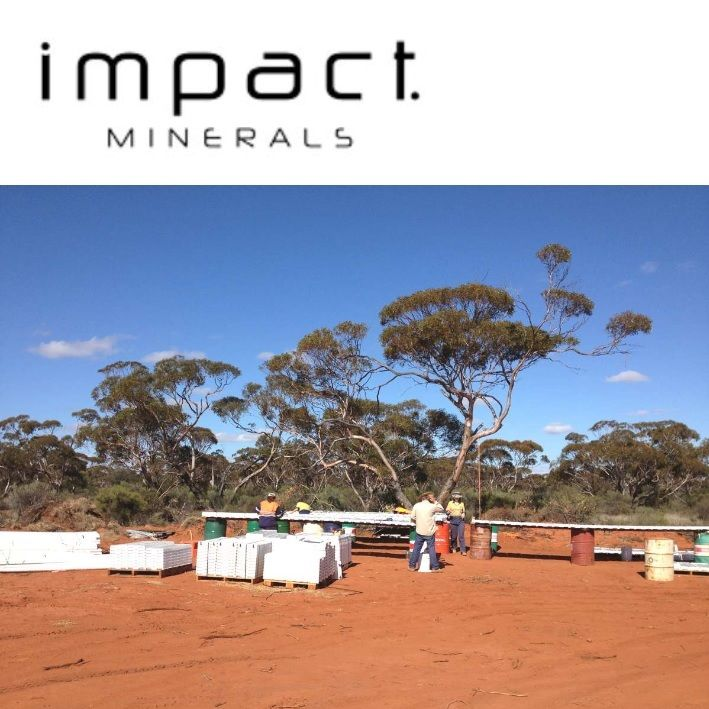 Exploration Update - Drilling Underway at Mulga Tank