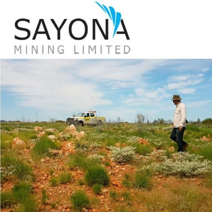 EIS Lodged as Sayona Advances Authier Approvals