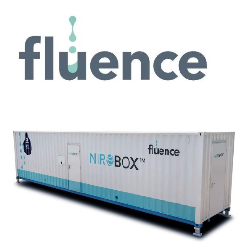 Awarded First NIROBOX(TM) Recurring Revenue Desalination Project