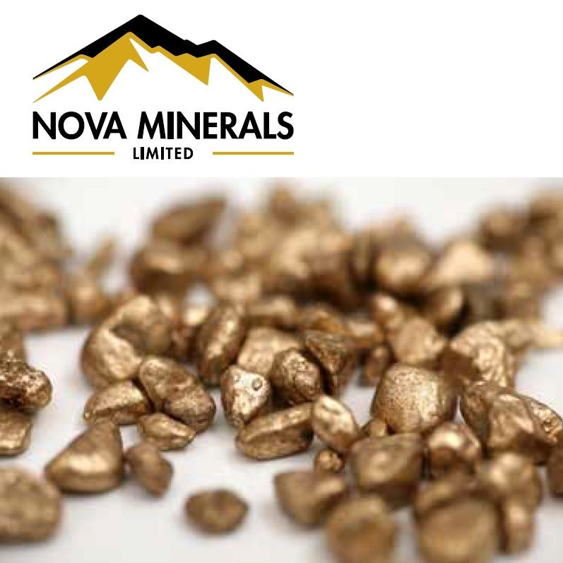 Nova Moves to 70% Ownership of the Estelle Gold Camp