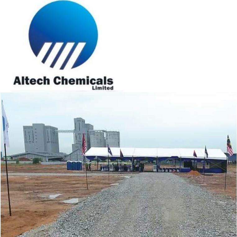 Altech Invitation Received to Construct HPA Plant in Germany