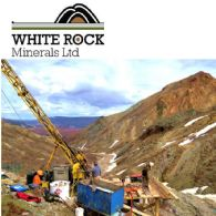 White Rock Minerals Ltd (ASX:WRM) Large Gold Anomaly Identified - Tintina Gold Province Alaska