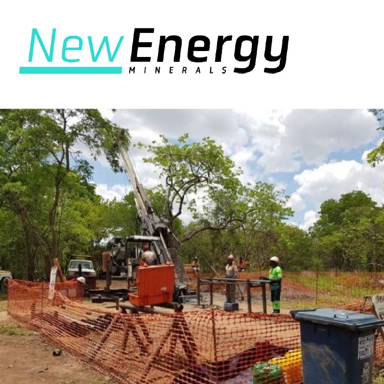 Changes Name to New Energy Minerals