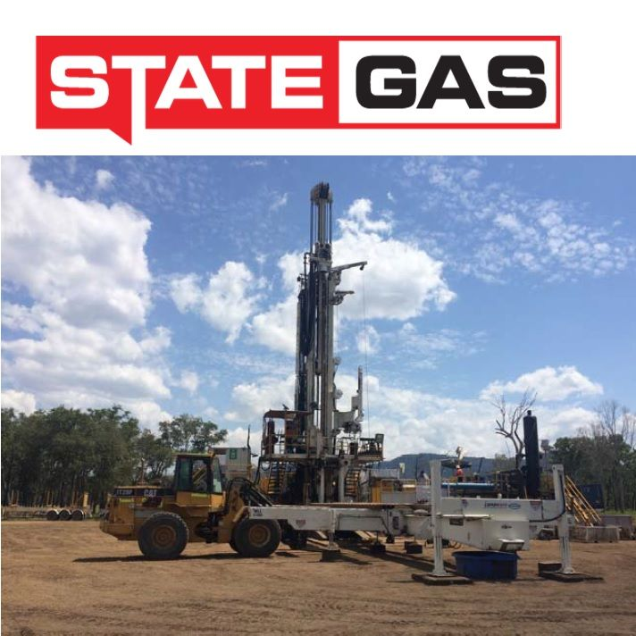 State Gas Completes Further Placement