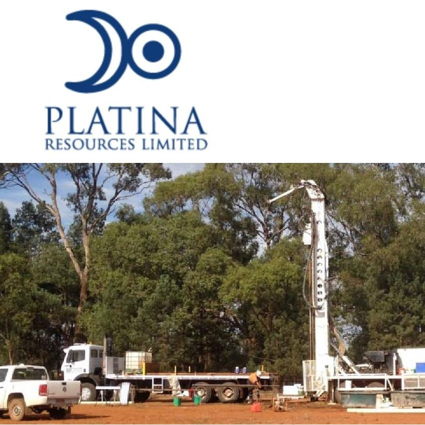 Drilling Starts At Blue Moon Project