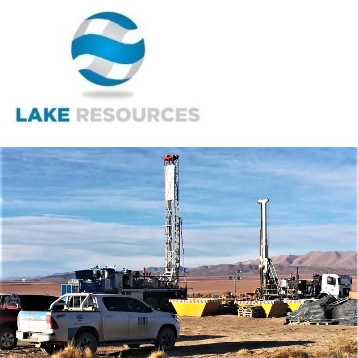 New Drill Rig Advances at Cauchari