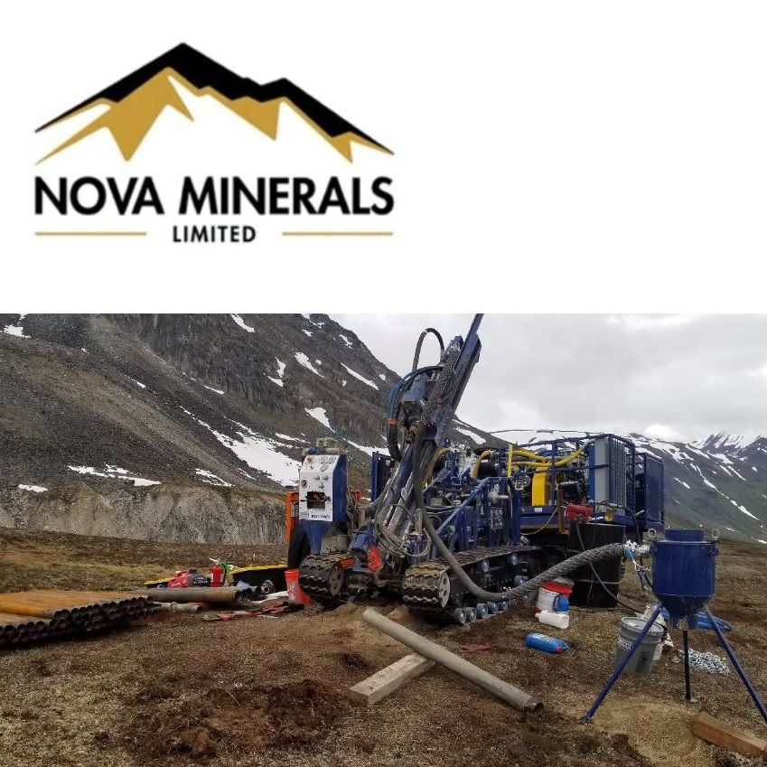 Nova Confirms Priority Targets for Drilling at Estelle