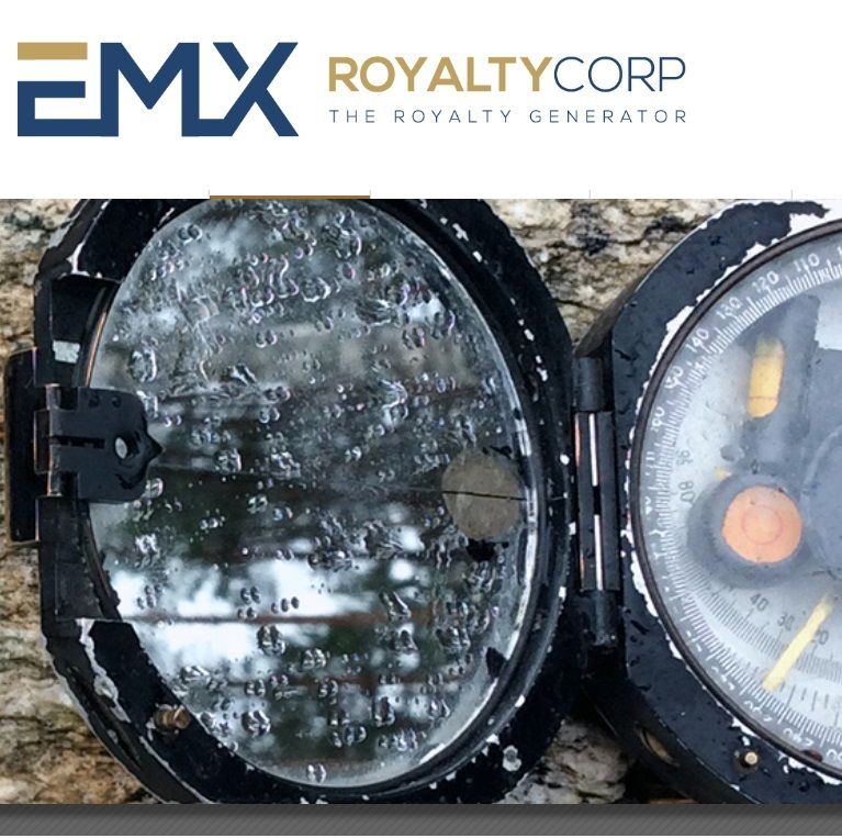 An Update on EMX Royalty Corp