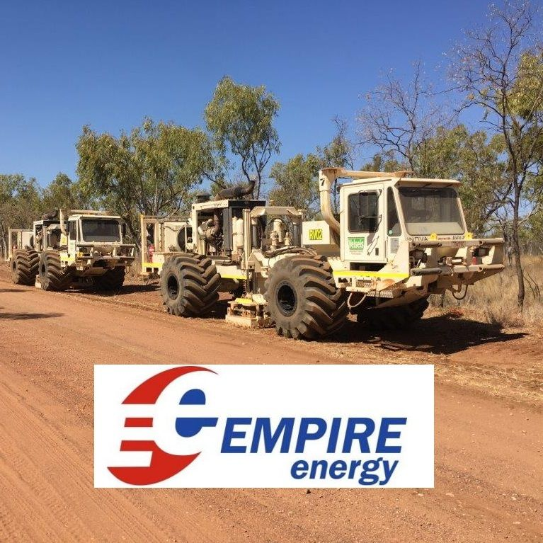 NT Government Approvals received for EP187 Drilling