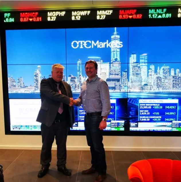 Chairman Bill Guy and OTC VP Chris D'Ambrosio