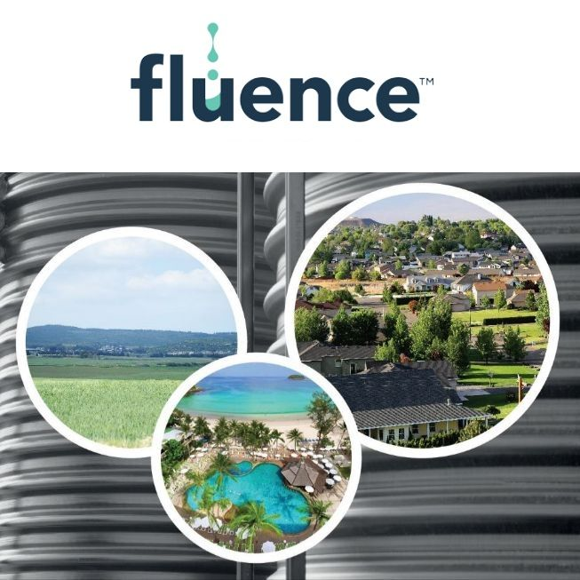 yRWL Water Union que completa la creacion de Fluence Corp