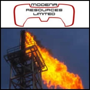 Australian Market Report of September 15, 2010: Modena Resources Limited (ASX:MDA) Identifies Second Production Target