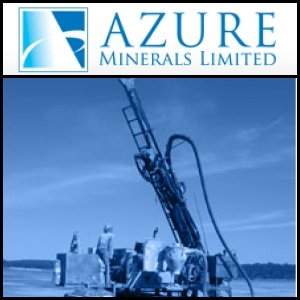 Australian Market Report of September 30, 2010: Azure Minerals Limited (ASX:AZS) Commenced Extensive Exploration Program In Mexico