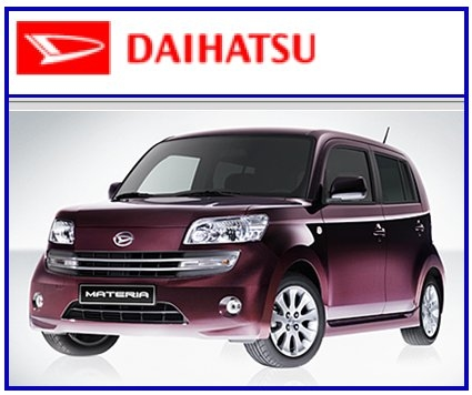 Daihatsu Motor Co. to focus on the the fast-growing market of Indonesia and Malaysia