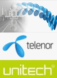Telenor Enters India With Unitech Wireless