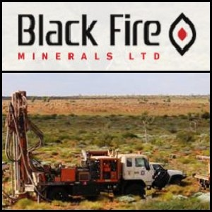 Australian Market Report of February 14, 2011: Black Fire Minerals (ASX:BFE) To Acquire Tungsten/Copper Project in USA