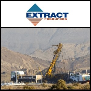 Australian Market Report of April 5, 2011: Extract Resources (ASX:EXT) Receive Two Year Extension For Husab Uranium Project In Namibia