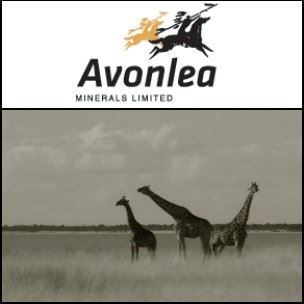 Avonlea Minerals (ASX:AVZ) Rare Earth and Specialty Minerals in Namibia